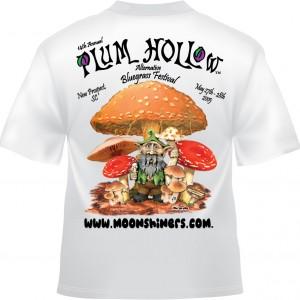 Plum Hollow 2005 - Cartoon Mushroom