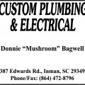 Custom Plumbing & Electrical