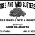 Tree and Yard Busters