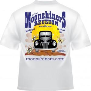 Moonshiners Reunion 2004 - Car & Moon