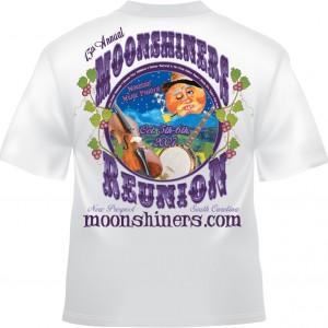 Moonshiners Reunion 2007 - Moon & Banjo