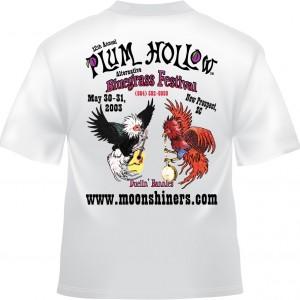 Plum Hollow 2003 - Chickens