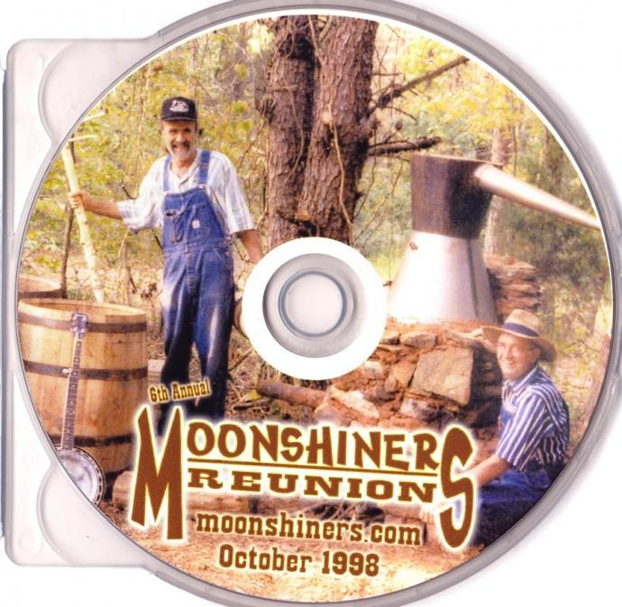 Moonshiners 1998 DVD